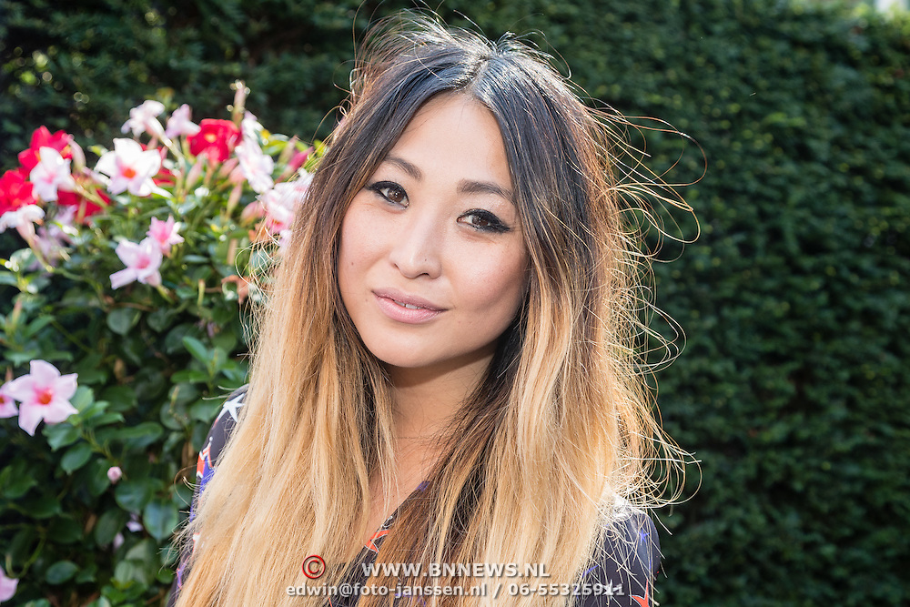 NLD/Amsterdam/20160908 - Talkies Lifestyle lunch 2016, Janine Breukhoven