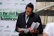 DESCRIZIONE : Siena Lega A 2008-09 Playoff Finale Gara 2 Montepaschi Siena Armani Jeans Milano<br /> GIOCATORE : Hugo Sconochini<br /> SQUADRA :<br /> EVENTO : Campionato Lega A 2008-2009 <br /> GARA : Montepaschi Siena Armani Jeans Milano<br /> DATA : 12/06/2009<br /> CATEGORIA : ritratto<br /> SPORT : Pallacanestro <br /> AUTORE : Agenzia Ciamillo-Castoria/G.Ciamillo