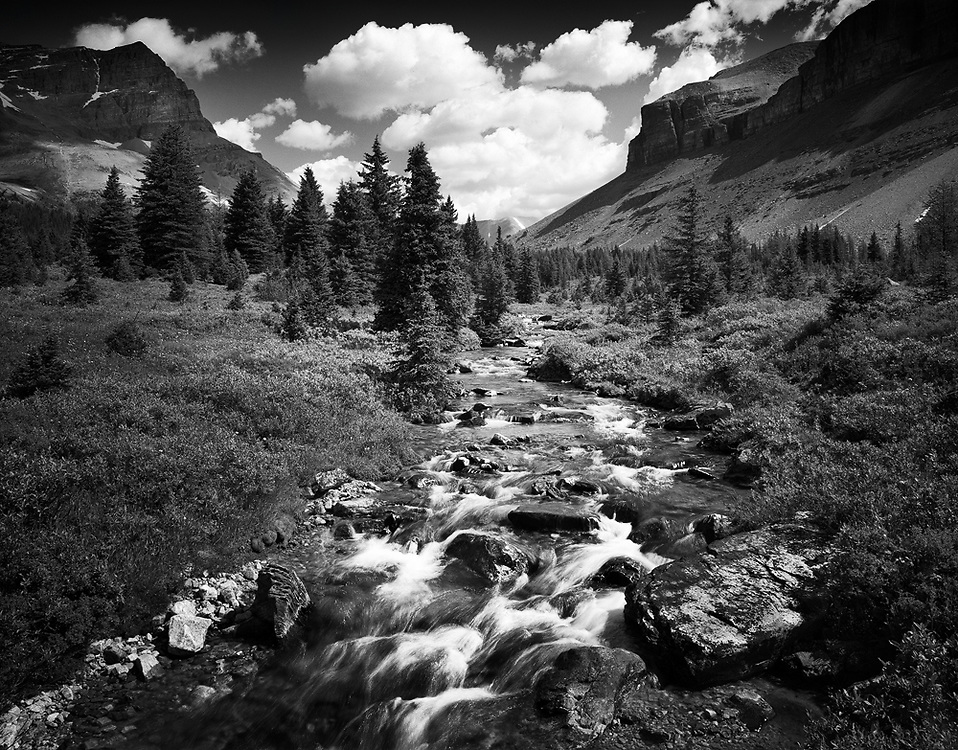 Corral Creek on the hike to Hidden Lake