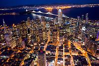 Downtown San Francisco @ Night II