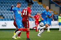 Richie Bennett. Stockport County FC 3-0 Dover Athletic FC. Vanarama National League. 10.10.20