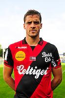 Julien CARDY - 16.09.2014 - Photo officielle Guingamp - Ligue 1 2014/2015<br /> Photo : Philippe Le Brech / Icon Sport