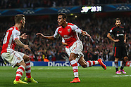Arsenal v Besiktas J.K. 270814