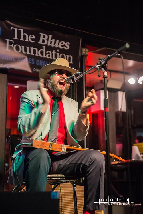 2016 International Blues Challenge Semi-Finals, Memphis, Tennessee
