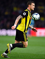 FOOTBALL - 2018 / 2019 Premier League - Watford vs Southampton<br /> <br /> Watford's Daryl Janmaat in action during this evening's game, at Vicarage Road.<br /> <br /> COLORSPORT/ASHLEY WESTERN