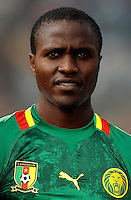 Football Fifa Brazil 2014 World Cup / <br /> Cameroon National Team - <br /> Landry N'GUEMO of Cameroon