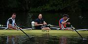 Henley. Great Britain.   Molesey Eights 40+ and 50+ 175th  Henley Royal Regatta, Henley Reach. England. 07:53:57  Sunday  06/07/2014. [Mandatory Credit; Intersport-images] <br /> <br /> Crews 40's Bow, Dan RITCHIE, James WRIGHT, Jonny SEARLE, Guy POOLEY, Alex Partridge, Mike BLOMQUIST, Simon FIELDHOUSE, Dave GILLARD, Neil CHUGANI,<br /> <br /> 50's Richard STANHOPE, Martin CROSS, Malcolm MCGOWAN, Joe MICHELS, Jean CHRISTOPHE-ROLLAND, Matt PINSENT, Ian MCNUFF, Diederik SIMON cox Gary HERBERT