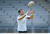 30 May 2013; Mike Phillips, British & Irish Lions, during squad training ahead of their game against Barbarian FC on Saturday. British & Irish Lions Tour 2013, Squad Training, Aberdeen Sports Ground, Aberdeen, Hong Kong, China. Picture credit: Stephen McCarthy / SPORTSFILE