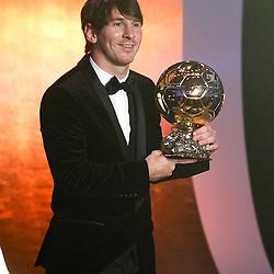 20110110: CH, FIFA Golden Ball Gala