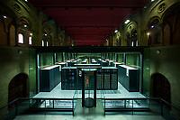 13/Mayo/2013 Barcelona.CSIC - Malaspinomics.<br /> Análisis genómico de las muestras de la Expedición Malaspina 2010..Supercomputador Mare Nostrum.<br /> <br /> ©JOAN COSTA.