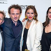 NLD/Amsterdam/20180324 - inloop première Dutch Doubles ballet, Hanna Verboom en .................