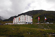 Austria, Tyrol, east Tyrol Silvretta pass