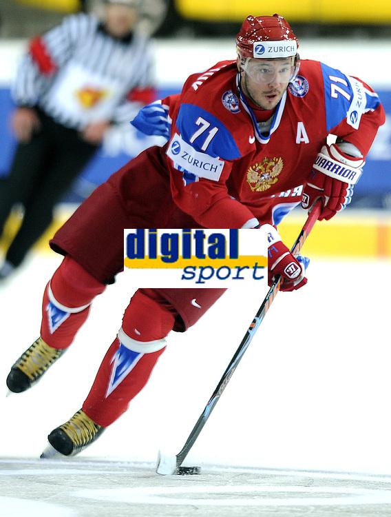 Ilya Kovalchuk (RUS) © Melanie Duchene/EQ Images