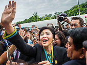 Yingluck Goes to Court