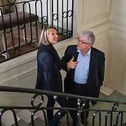 Séverine Frerson prepares to take over the role of cellar master from Hervé Deschamps at champagne Perrier-Jouët. Frerson will be the first woman at the helm in a row of seven male cellar masters before her. Founded in 1811 in Epernay, Maison Perrier-Jouët is one of France's most historic champagne houses, but also one of its most distinctive, renowned for its floral and intricate champagnes which reveal the true essence of the Chardonnay grape. Started in 1811, its cellars holds the world's two oldest known bottles of champagne, the 1825 vintage.