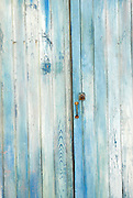 Blue door, El Pilar de la Mola, Formentera