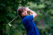 20-07-2019 Pictures of the final day of the Zwitserleven Dutch Junior Open at the Toxandria Golf Club in The Netherlands.<br /> DE BAKE, Ché