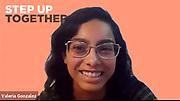 Step Up Women's Network Valeria Gonzalez