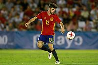 Spain's David Carmona during international sub 21 friendly match. September 1,2017.(ALTERPHOTOS/Acero)