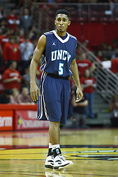 03 December 2011:  Adam Smith during an NCAA mens basketball game where the University of North Carolina at Wilmington Seahawks defeated the Illinois State Redbirds 63-54 inside Redbird Arena, Normal IL