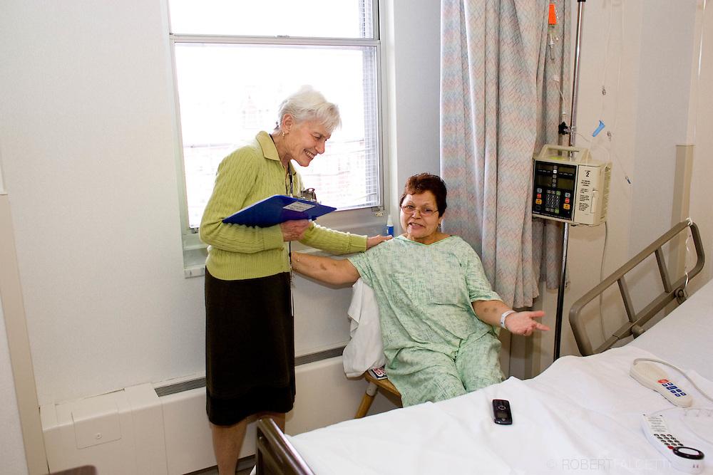 2010 Calendar photos,  Saint Mary's Hospital.