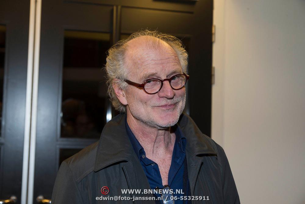 NLD/Zaandam/20140326 - Premiere De Verleiders, Genio de Groot