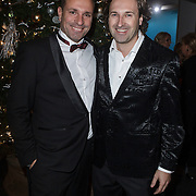 NLD/Amsterdam/20141211- Opening Masters of LXRY 2014, Erik Kwant en Marc Koster