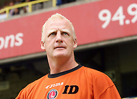 Photo: Chris Ratcliffe.<br /> <br /> Millwall v Charlton Athletic. Pre Season Friendly. 22/07/2006.<br /> <br /> Iain Dowie, manager of Charlton.