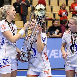 HBALL: 9-10-2016 - Denmark - Norway - Golden League