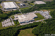 Frito Lay Aberdeen Plant Construction Aerial Photography