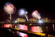 Fireworks, Koolina Resort, Oahu, Hawaii