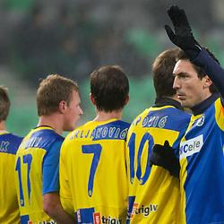 20111123: SLO, Football - PrvaLiga, NK Olimpija Ljubljana vs CM Celje