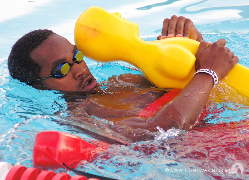 Lifeguard games for the Southern Nevada Red Cross