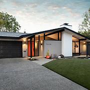 Commuter Industries- Maurer Mid Century Modern Home