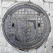 Gdynia, Poland, coat of arms