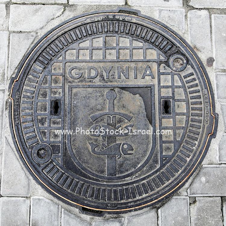 Gdynia, Poland, coat of arms