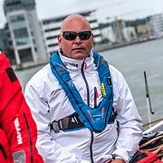 Gothenburg stopover. ProAm race on board MAPFRE. 18 June, 2018.