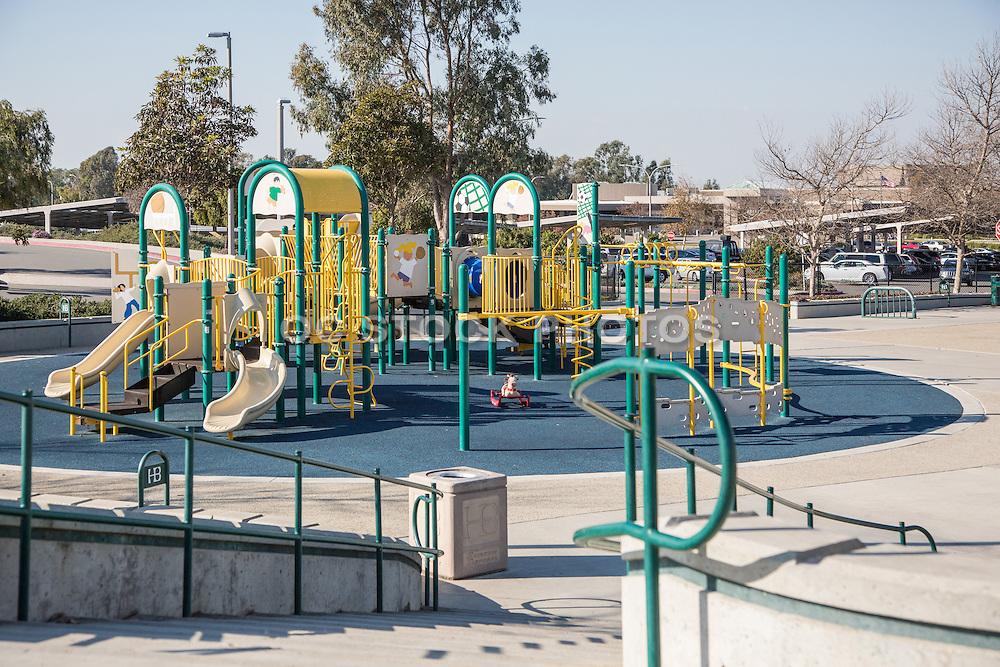 Children's Playground at Huntington Beach Central Park