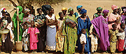 Gathering in Podor Senegal