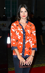 Amelia Warner attends the Mum's List premiere at the Curzon Mayfair, London.