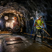 IMCO General Construction - Culmback Dam Job