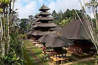 Indonesie. Bali. Temple de Pura Luhu Batukau. // Indonesia. Bali. Pura Luhu Batukau temple.