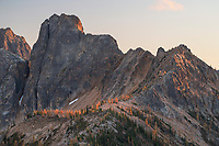 The Molar Cutthroat Peak North Cascades Washington
