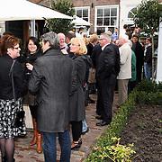 NLD/Edam/20080404 - Opening winkel Frank de Boer het Klooster in Edam,