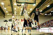2014 Vermont DI Boys Basketball State Cahmpionship - Mount Mansfield vs. Rice 03/08/14