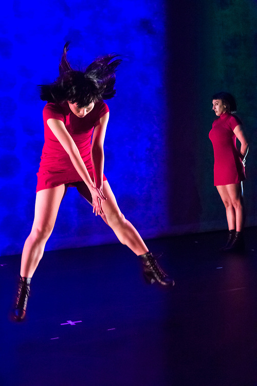 Deadly-dance by Prometheus performance on March 23rd at Walnut Hill Theater.