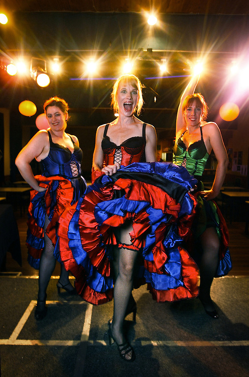 Profane Prima Donnas  -  left to right ,  Andrea Taffe, Helen Kerr Lawley and Tiffany Carter and    Pic By Craig Sillitoe   16/04/2009 SPECIAL 000..costume, stage, lights melbourne photographers, commercial photographers, industrial photographers, corporate photographer, architectural photographers, This photograph can be used for non commercial uses with attribution. Credit: Craig Sillitoe Photography / http://www.csillitoe.com<br /> <br /> It is protected under the Creative Commons Attribution-NonCommercial-ShareAlike 4.0 International License. To view a copy of this license, visit http://creativecommons.org/licenses/by-nc-sa/4.0/.