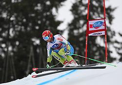 16/12/2011, Val Gardena, Italy. PERKO Rok (SLO) in action during the Alpine Ski World Cup -  Saslong - men Super-G .© Pierre Teyssot / Sportida.com