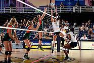 FIU Volleyball vs University of Miami (Aug 27 2016)