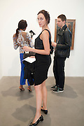 VERONIQUE HAWA, Artists for Women for Women International, A PRIVATE VIEW AND LAUNCH RECEPTION OF LEADING CONTEMPORARY ARTISTS WHO HAVE DONATED WORKS TO BE AUCTIONED AT CHRISTIEÕS POST-WAR AND CONTEMPORARY SALE TO BENEFIT WOMEN FOR WOMEN INTERNATIONAL. Gagosian Gallery. Britannia St. London. 27 September 2011. <br /> <br />  , -DO NOT ARCHIVE-© Copyright Photograph by Dafydd Jones. 248 Clapham Rd. London SW9 0PZ. Tel 0207 820 0771. www.dafjones.com.<br /> VERONIQUE HAWA, Artists for Women for Women International, A PRIVATE VIEW AND LAUNCH RECEPTION OF LEADING CONTEMPORARY ARTISTS WHO HAVE DONATED WORKS TO BE AUCTIONED AT CHRISTIE'S POST-WAR AND CONTEMPORARY SALE TO BENEFIT WOMEN FOR WOMEN INTERNATIONAL. Gagosian Gallery. Britannia St. London. 27 September 2011. <br /> <br />  , -DO NOT ARCHIVE-© Copyright Photograph by Dafydd Jones. 248 Clapham Rd. London SW9 0PZ. Tel 0207 820 0771. www.dafjones.com.